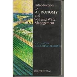 Introduction to Agronomy - social and water management