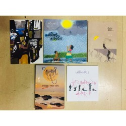 Sandeep Khare Set (6 Books)